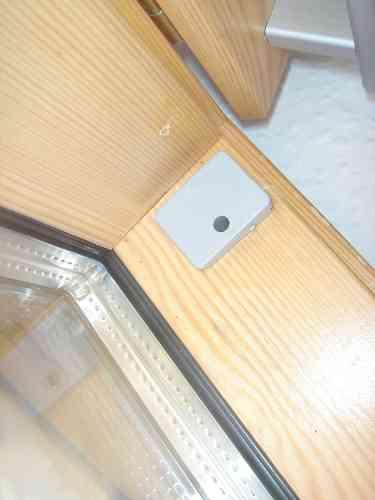 dachfenster rollo verdunkelung haltekralle f r veluxfenster ggu ghu gtu gpu wei ebay. Black Bedroom Furniture Sets. Home Design Ideas