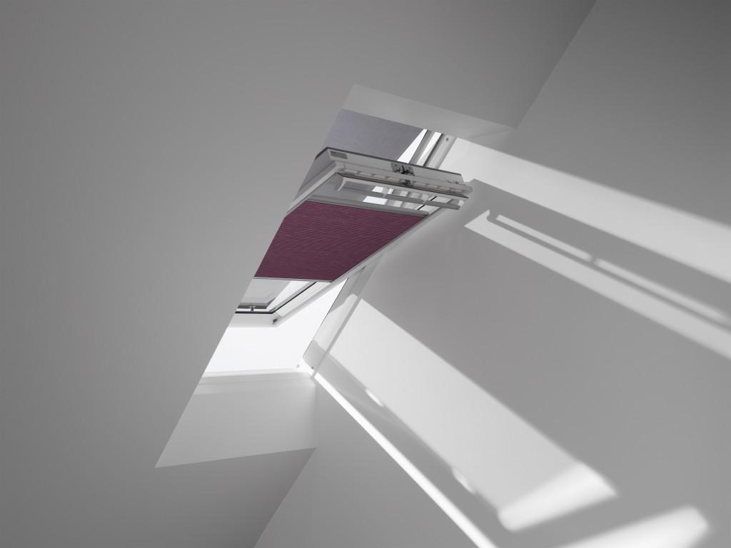 original velux wabenplissee ggu gpu ghu gtu gxu fhc. Black Bedroom Furniture Sets. Home Design Ideas